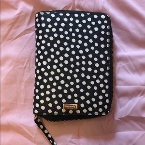 Kate Spade Laurel Way Printed Zip Around Agenda